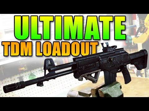 "The Best TDM Guns In Battlefield 4 | How To Be ""That Guy"""