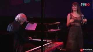 Camille et jacques Higelin chantent Trenet