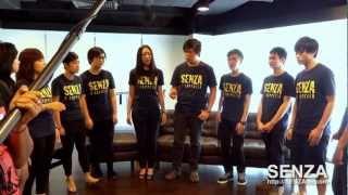 A.I.N.Y.(無伴奏合唱版本) - G.E.M. X SENZA A CAPPELLA