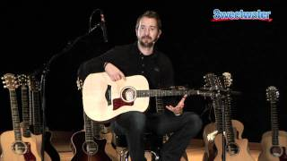 Taylor Guitars Big Baby Taylor Acoustic Guitar Demo - Sweetwater Sound