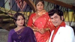 Buchi Babu Sentiment Scenes - Climax Scene - A.N.R, Jayapradha