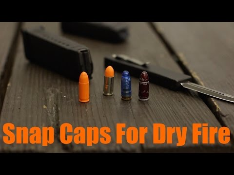 Selecting Snap Caps For Dry Fire