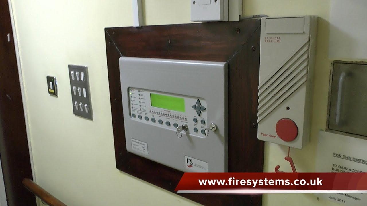 Fire Alarms In Residential Care Homes Now Require An