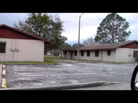 Abandoned Housing Project - Lacoochee