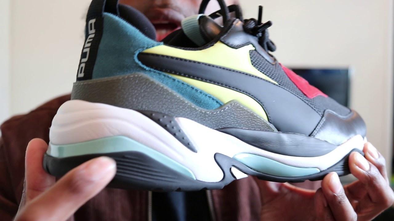 430169de7cf4d Puma Thunder Spectra  Sneaker Review  - YouTube