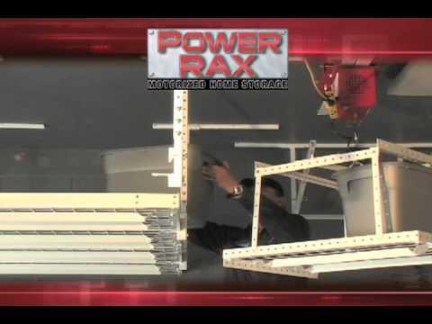 Power Rax Motorized Lifting System Youtube