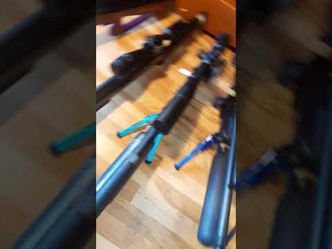 Repeat Wicked air rifles warp flex ,rapid air weapons hm1000x