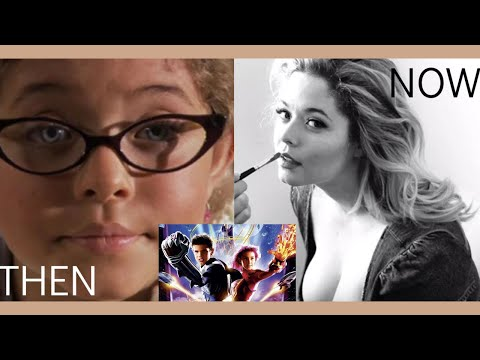 THEN AND NOW - Sharkboy And Lavagirl Cast 2020
