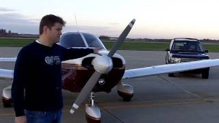 Piper Warrior II - Meet the Airplane - Channel Episode 1