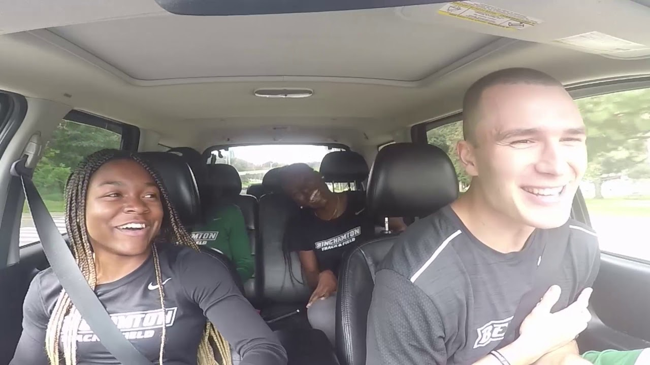 Bearcat Brief 2018-19 Episode 2- Carpool Karaoke