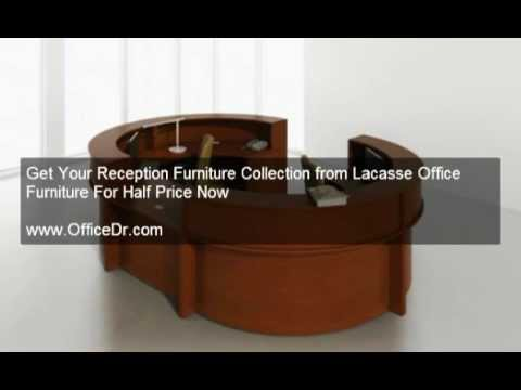 Reception Furniture Collection from Lacasse Office Furniture