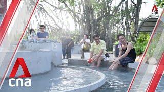Sembawang Hot Spring Park reopens