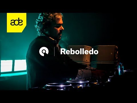 Rebolledo @ ADE 2017 - Mosaic by Maceo x Audio Obscura (BE-AT.TV)