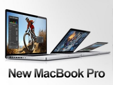 New Macbook Pro Updates: 1st Impressions