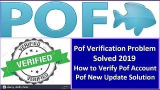 How To Create Pof Account Bangla POF New Update 2019
