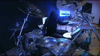 151 Nine Inch Nails - Eraser  - Drum Cover