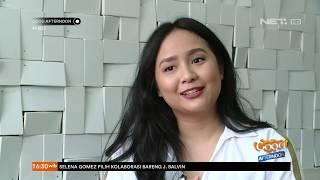 Gita Gutawa Sedang Aktif di Belakang Layar