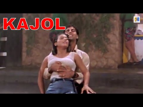 Akshay Kumar fun with Kajol in a