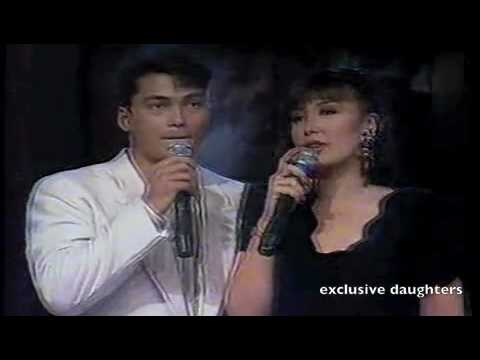 Sharon-Gabby:  Gabby as guest host in TSCS