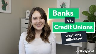 Bank vs Credit Union. 🏧 What's The Difference?
