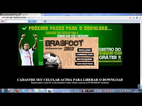 BRASFOOT 2013 COM REGISTRO GRATIS BAIXAR