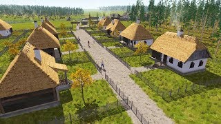Ostriv | Ep. 1 | Building New Cities in the 1700s | Ostriv Sandbox City Builder Tycoon Gameplay