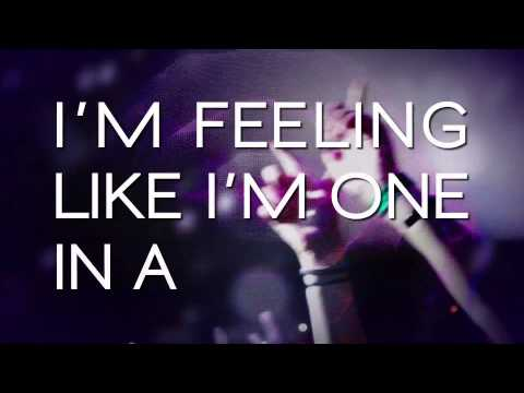 "Lyric Video ""One In A Million"" : Down With Webster"