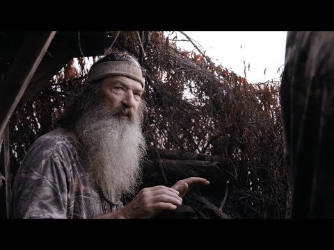 "Phil Robertson: Let me tell you a story | NEW ""In the Woods with Phil"" trailer! 