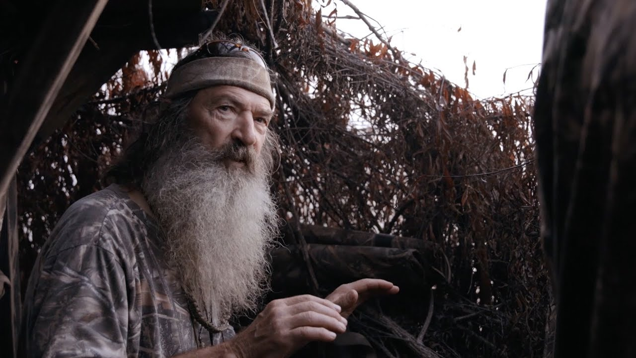 Image result for phil in the woods robertson