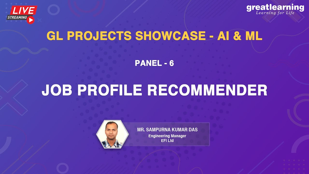 How To Create A Job Profile Recommender System