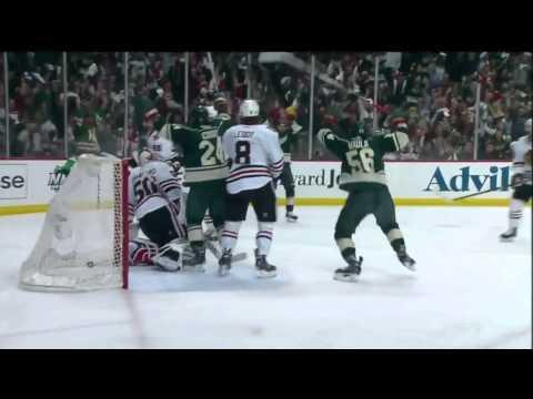 Minnesota Wild 2014 Playoffs