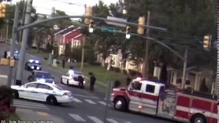 Surveillance Footage of Fatal Police Shooting of Daniel Hambrick