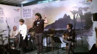 Sarau Repsol Sinopec 26/09/2012 - Soraya Ravenle - Vou deitar e rolar