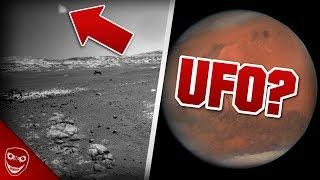 Mars-Rover filmt seltsames Objekt auf dem Mars! Außerirdische auf dem Mars?