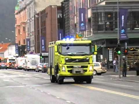 LF 11 Feuerwehr Trondheim FW1
