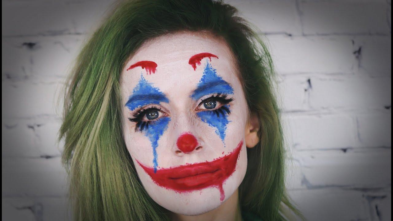 Joker 2019 Makeup Tutorial