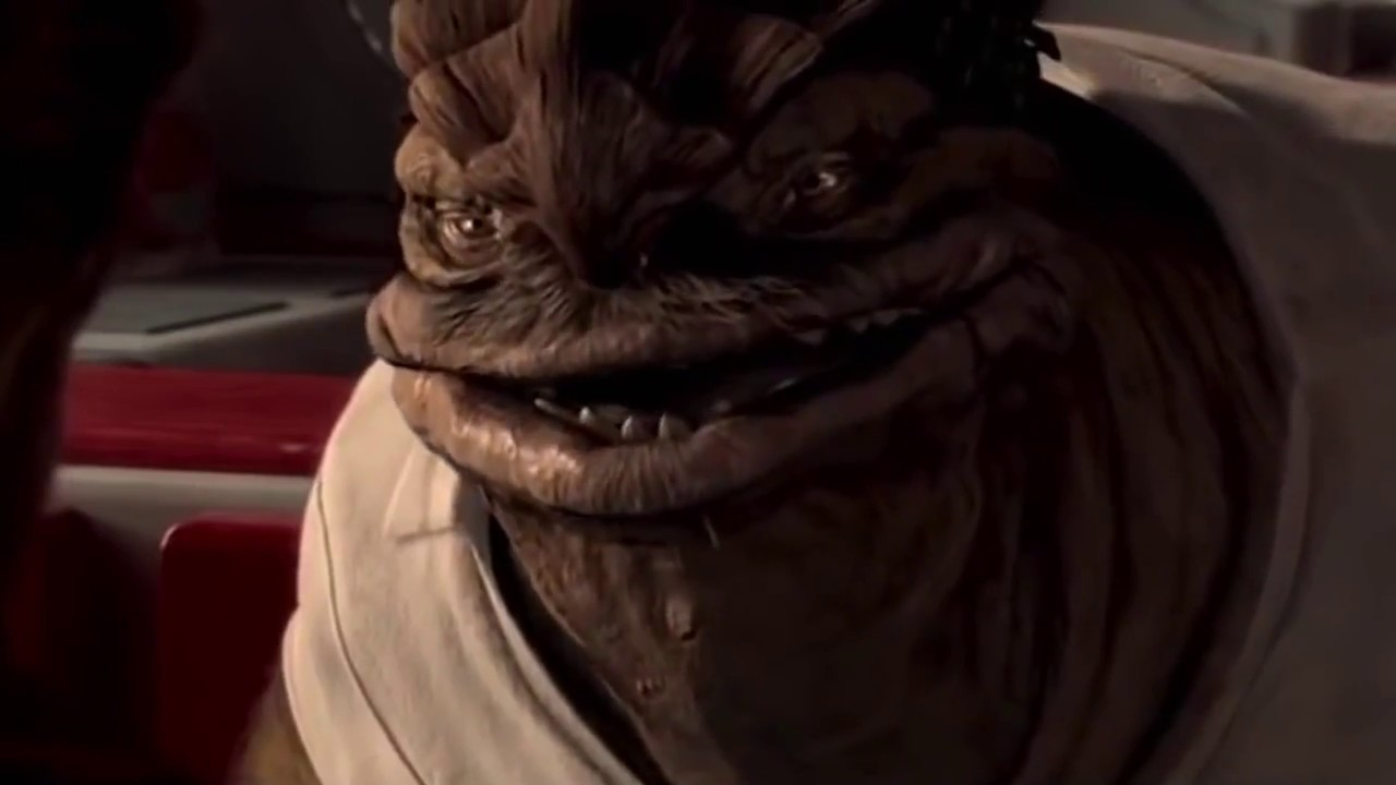 Dexter Jettster in Star Wars Attack of the Clones which is a Star Wars movie with Dexter Jettster in the Star Wars series and is the only Star Wars movie with Dexter Jettster Hi Craigula.