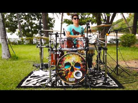 Locked Out Of Heaven - Bruno Mars - Drum Cover by Pedro Henrique