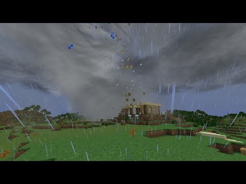 [1.8.9] Weather, Storms & Tornadoes Mod Download | Planeta ...