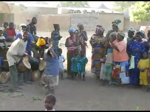 Mali Village Dance