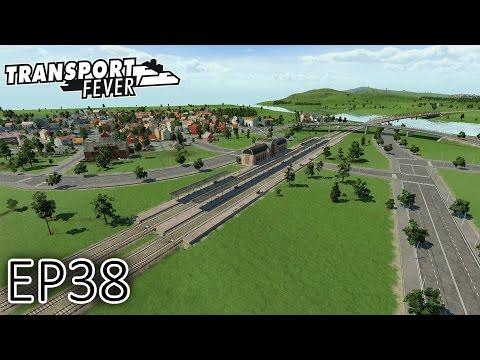 Transport Fever Gameplay | Extending North East | Episode 38