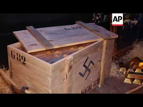 Brazil's first Holocaust memorial opens to the public