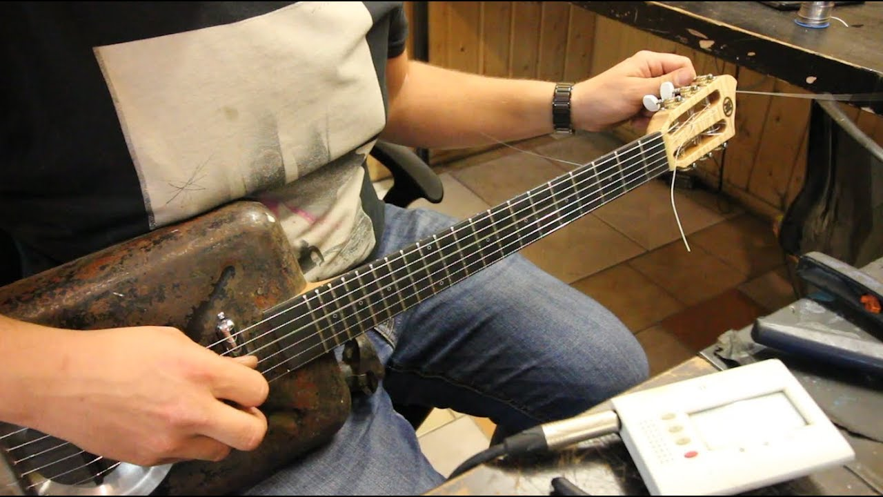 S02e141 Eine Gitarre Bauen Youtube