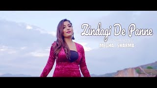 Zindagi De Panne (Cover By Megha Sharma) Chetan | Latest Romantic Songs 2018 | Geet MP3