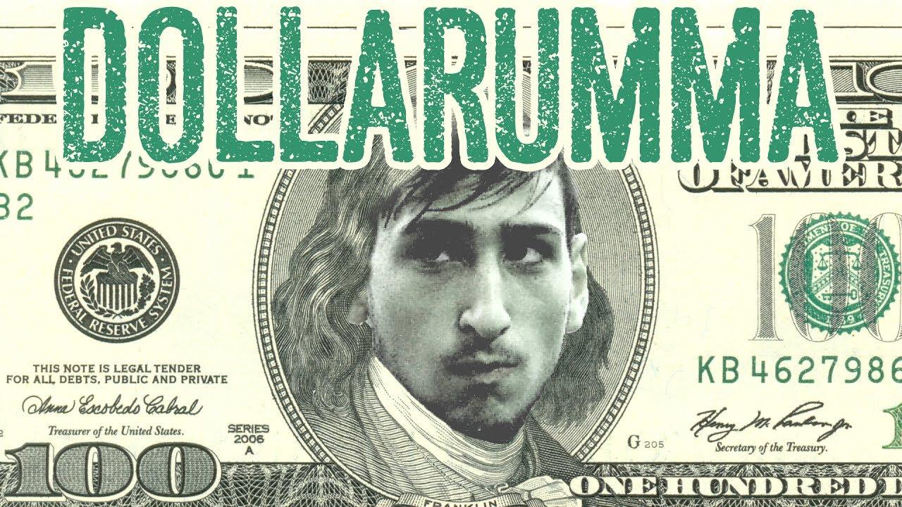Dollarumma Pokochalem Dolary Pilkarska Parodia Shape Of You