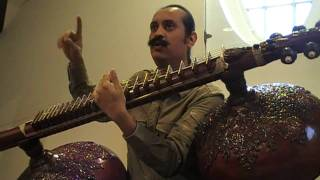 Bahauddin Dagar talks about the development of dhrupad