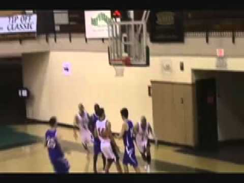 2009-2010 Polk State College Basketball Season Highlights