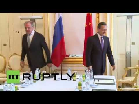 Austria: Lavrov meets P5+1 counterparts for Iran nuclear talks