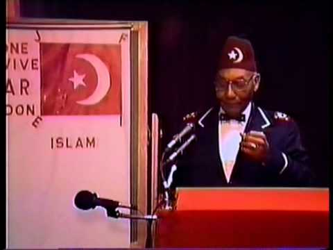 Was Messenger, Elijah Muhammad a Moor?