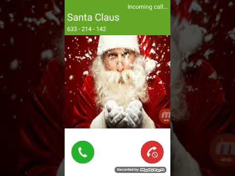 ¡Santa Claus Me Llama A Mi!